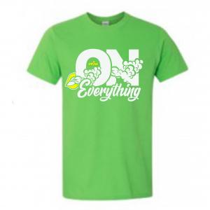 DJ Ktone On Everything 420 T-Shirt