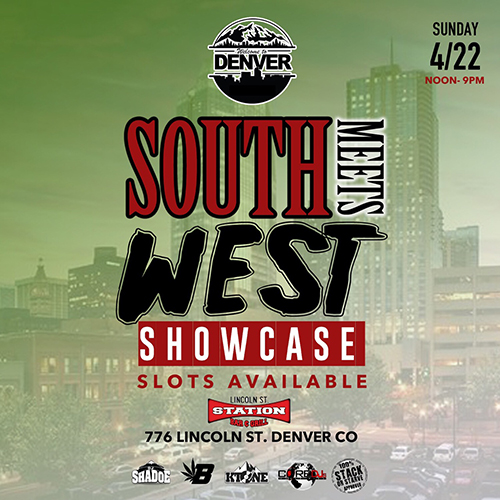 South Meets West Music Showcase in Denver, Colorado