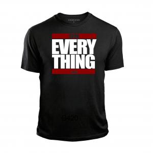 DJ Ktone On Everything Black Limited Edition T-Shirt