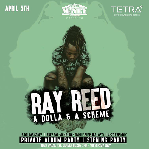 Ray Reed Private Listening Session