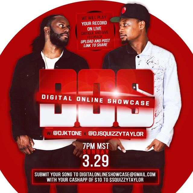 Digital Online Showcase