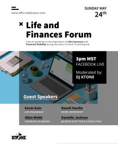 Life & Finances Forum with Kevin Kain and Allen Webb