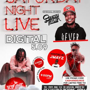 DJ Ktone Saturday Night Live Digital May 9, 2020 with Guest DJ Squizzy Taylor, and host J Mayz