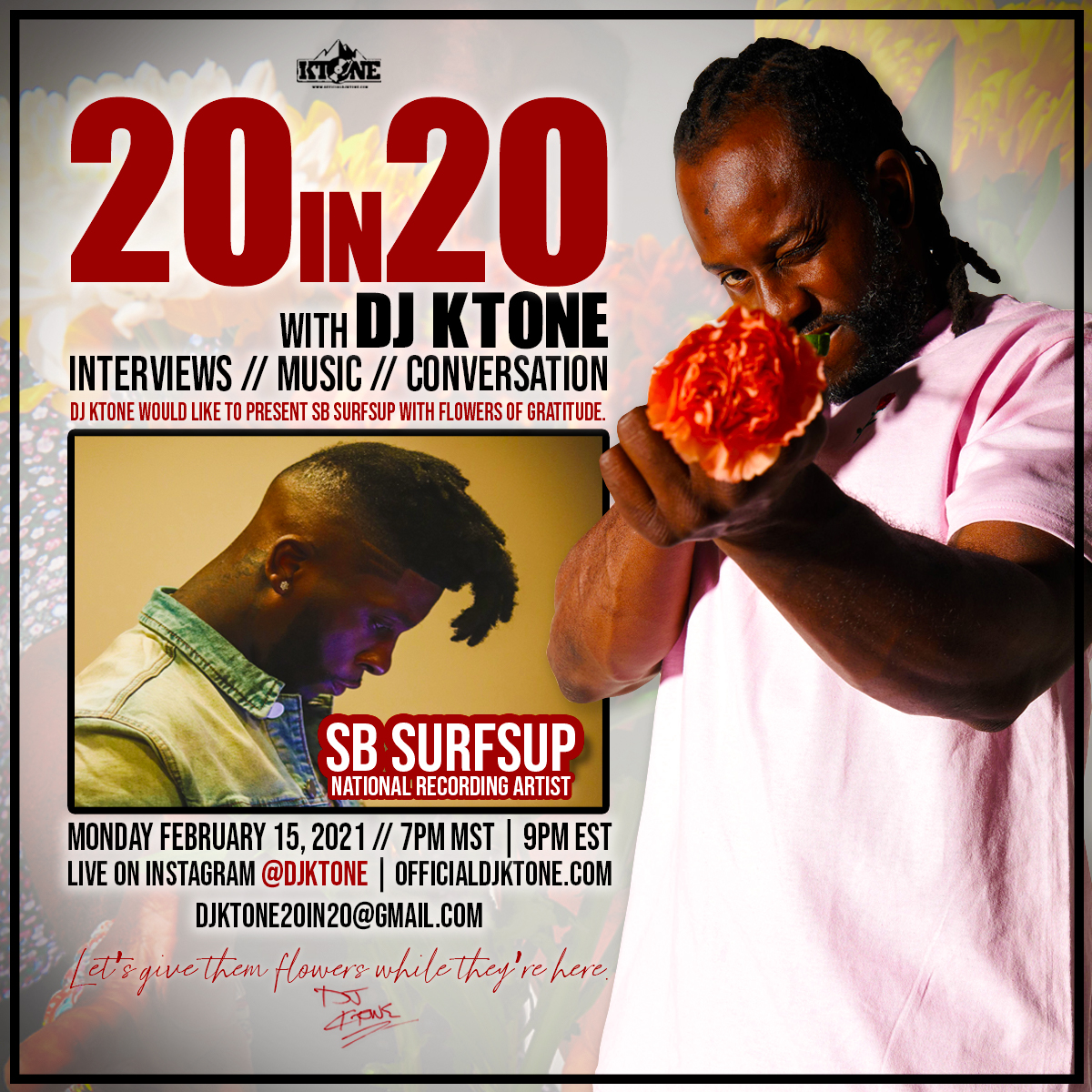 20 in 20 with SB Surfsup