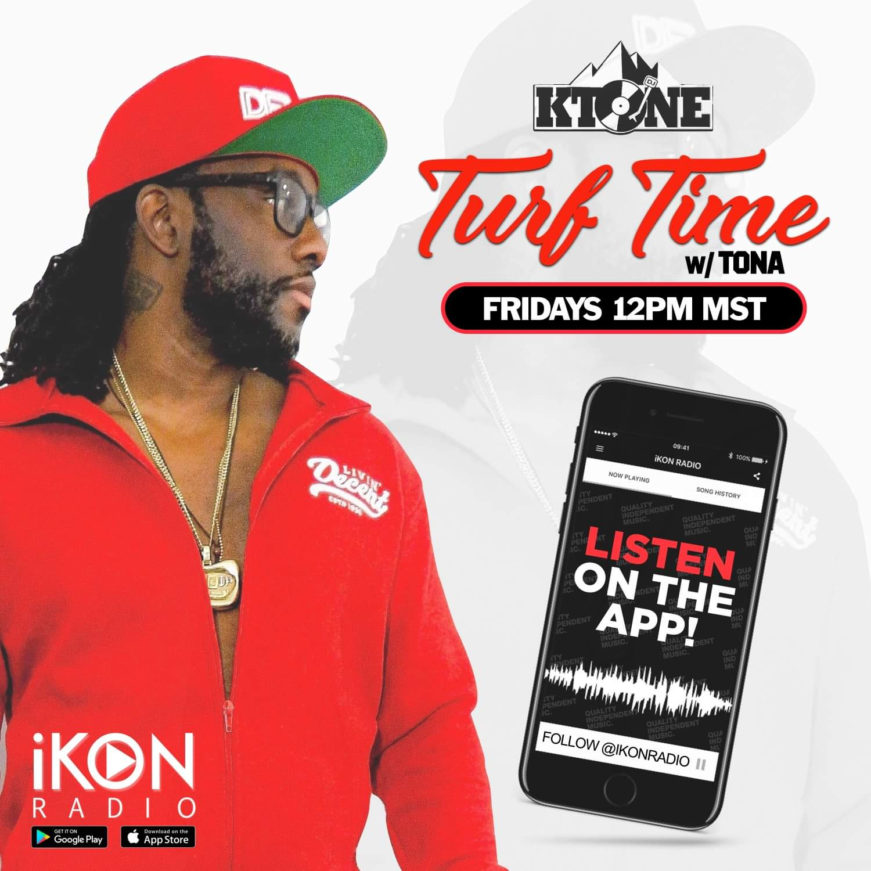 Turf Time with Tona app