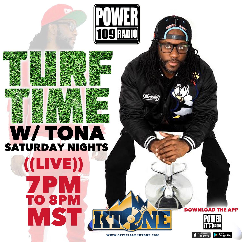 Turf Time with Tona